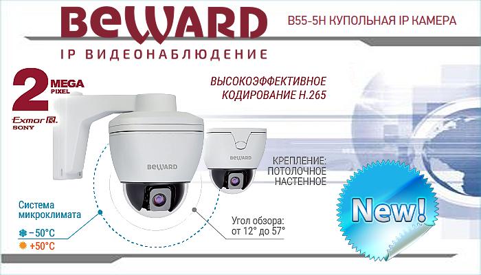 Видеокамера B55-5H
