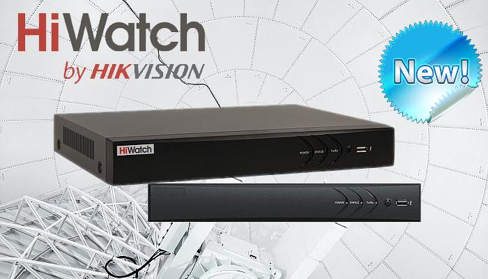 Видеорегистратор HiWatch DS-H216U