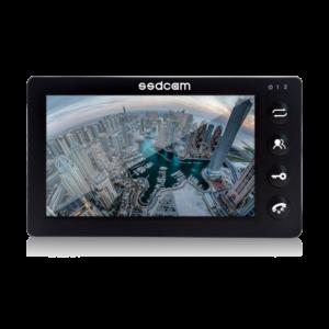 SSDCAM SD-722 Черный
